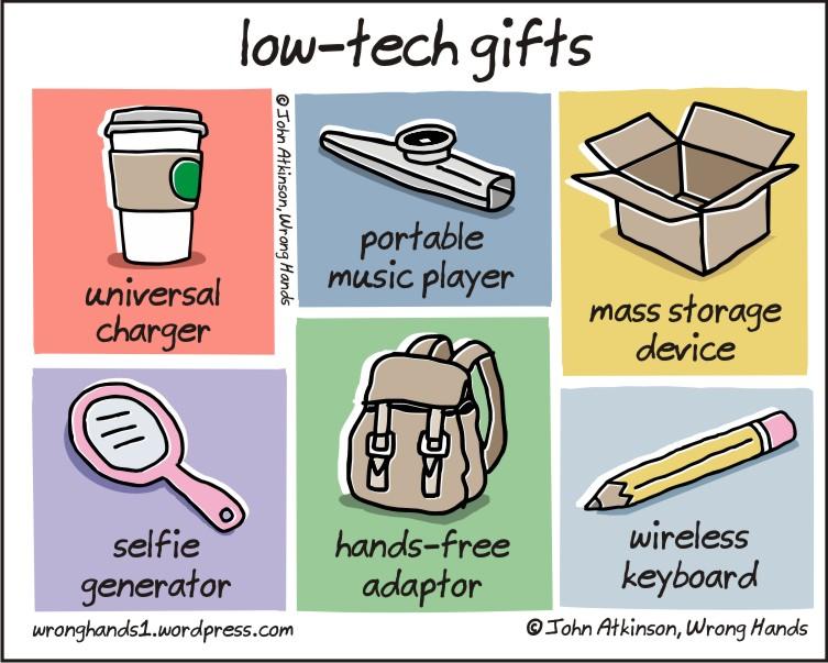 Low Tech Weekend