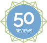 50 Reviews on NetGalley