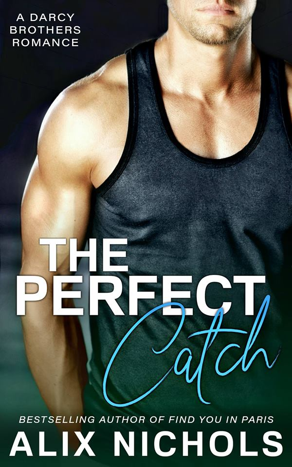Cover Reveal – The Perfect Catch by Alix Nichols