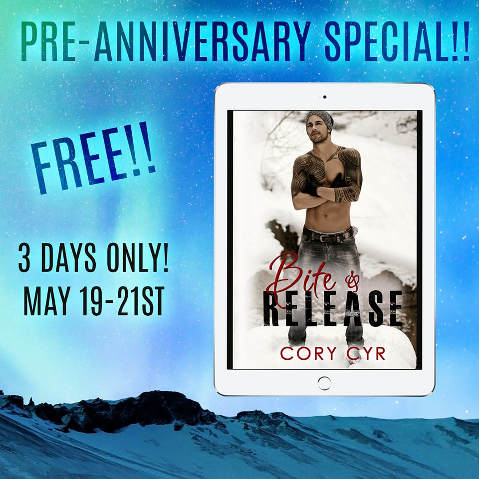 Bite and Release – Last Day for Free!