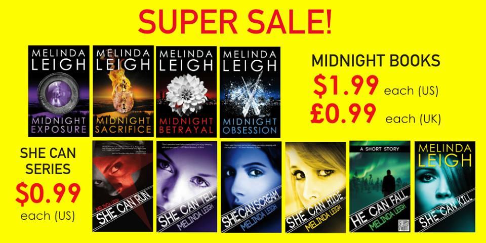 Melinda Leigh Sales