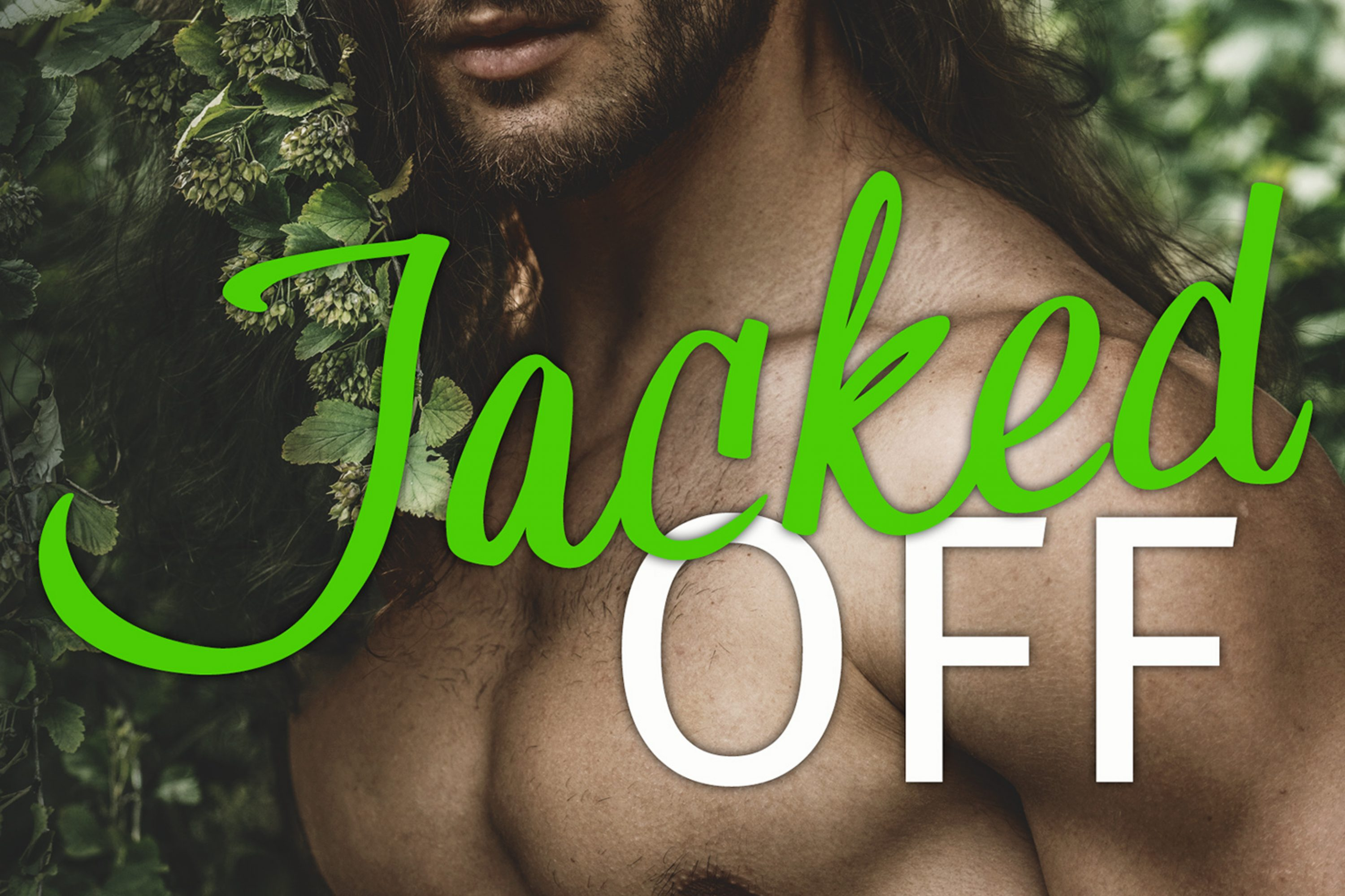 Cover Reveal – Jacked Off by Cory Cyr