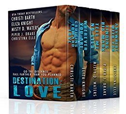 Release Day – Destination Love Anthology