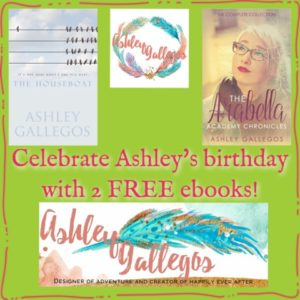 Celebrate Ashley Gallegos' Birthday