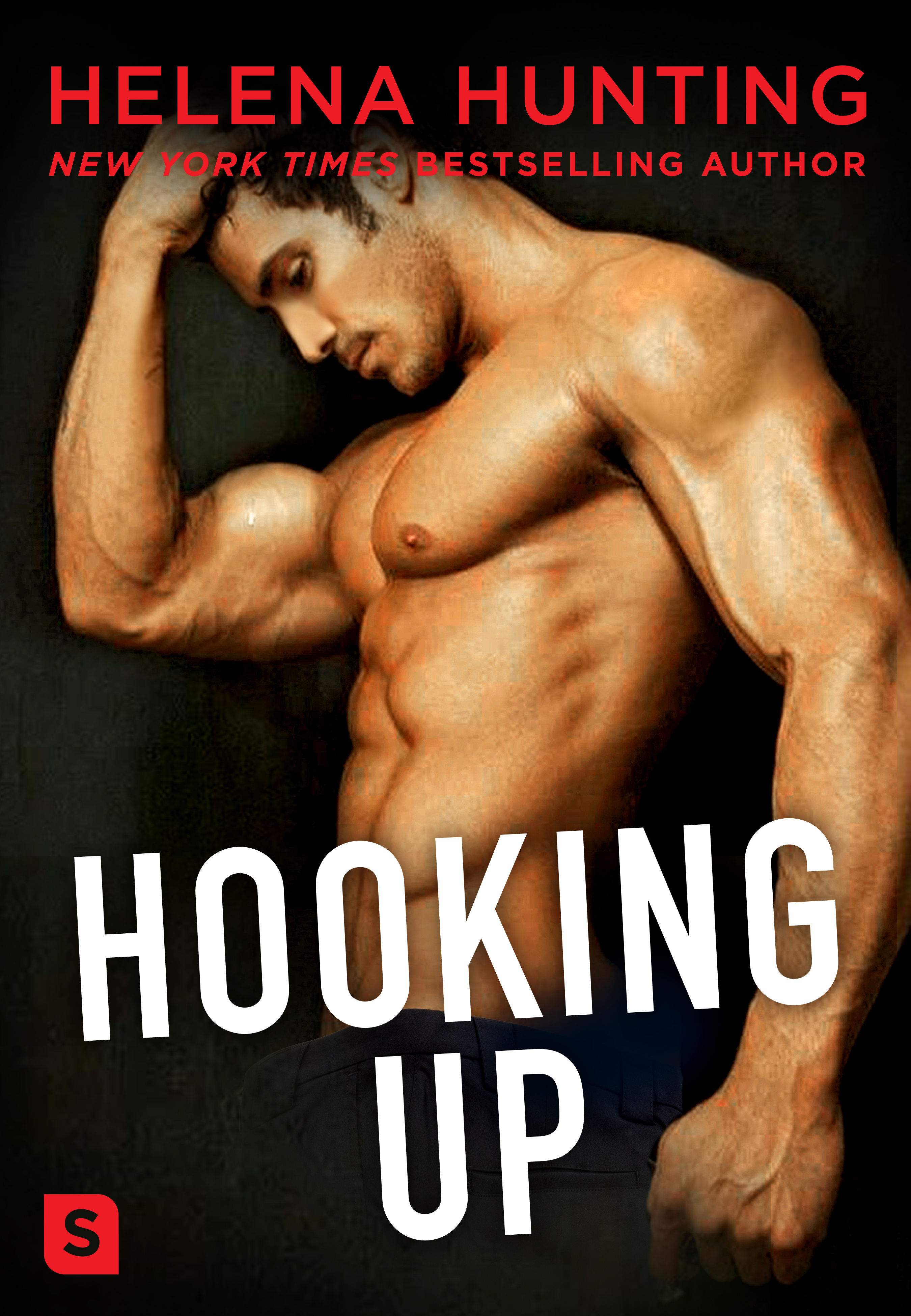 Cover Reveal – Hooking Up by Helena Hunting