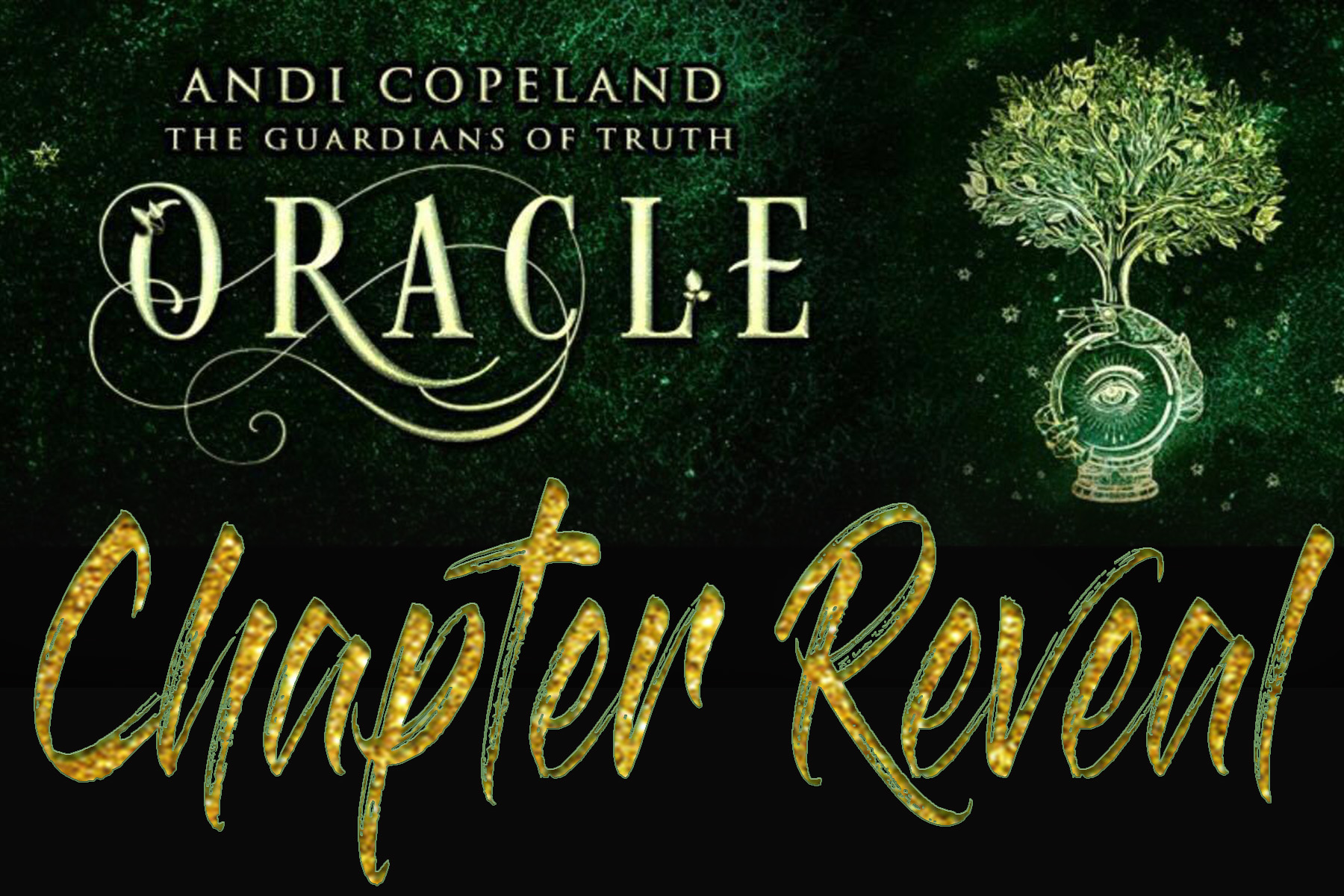 First Look – Oracle by Andi Copeland