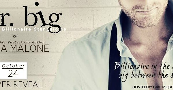 Cover Reveal – Mr. Big by Nana Malone