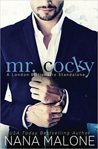 Mr. Cocky