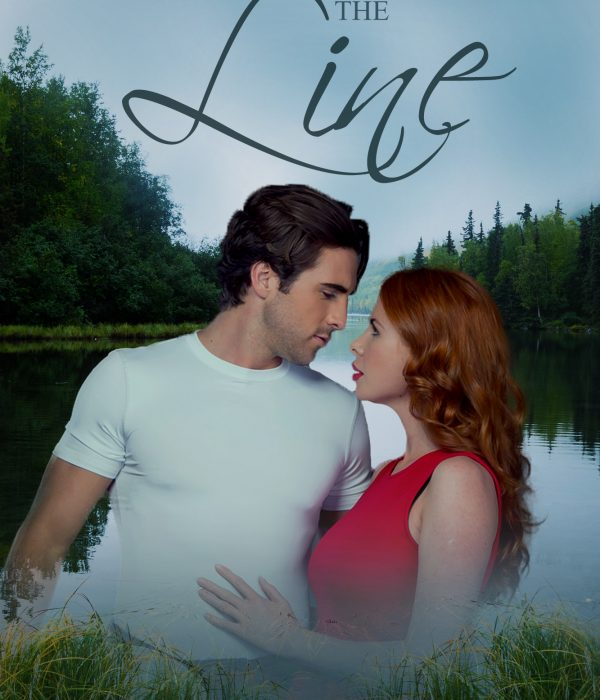 Cover Reveal: Break the Line by Allison Mullinax