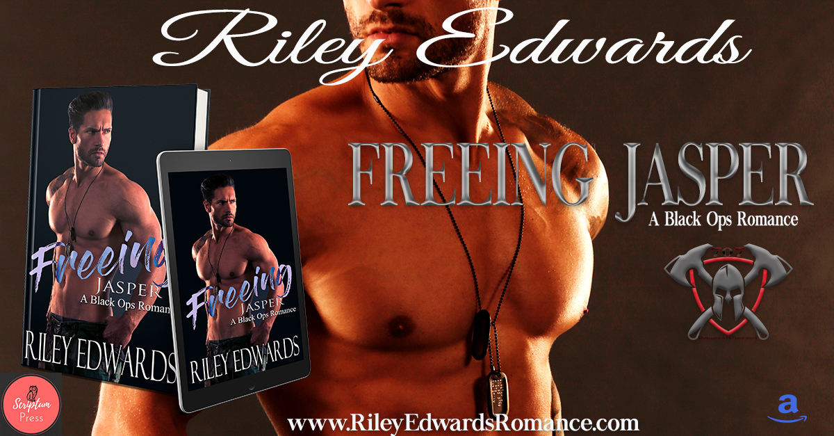 Release Day – Freeing Jasper by Riley Edwards