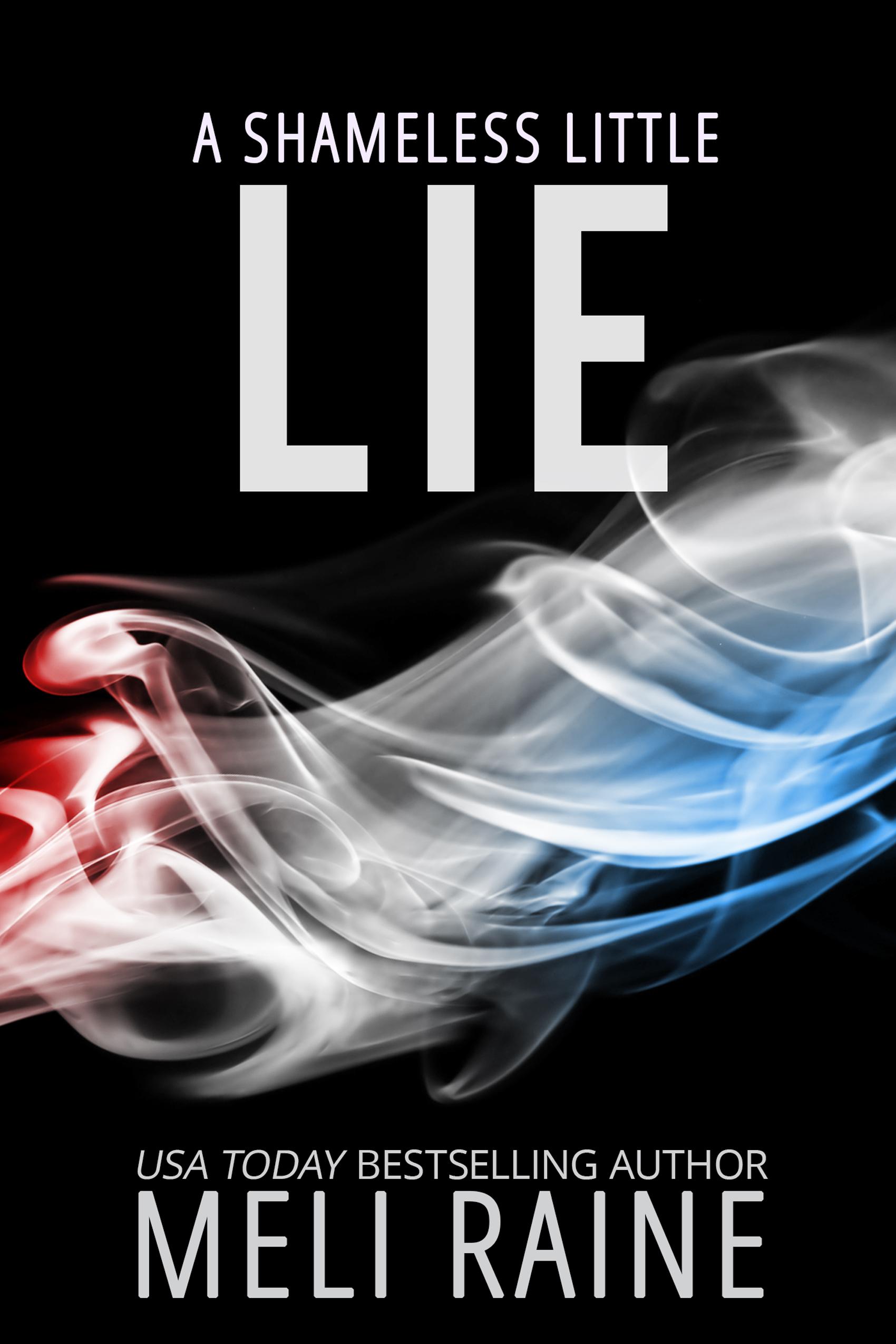 Review: A Shameless Little Lie by Meli Raine