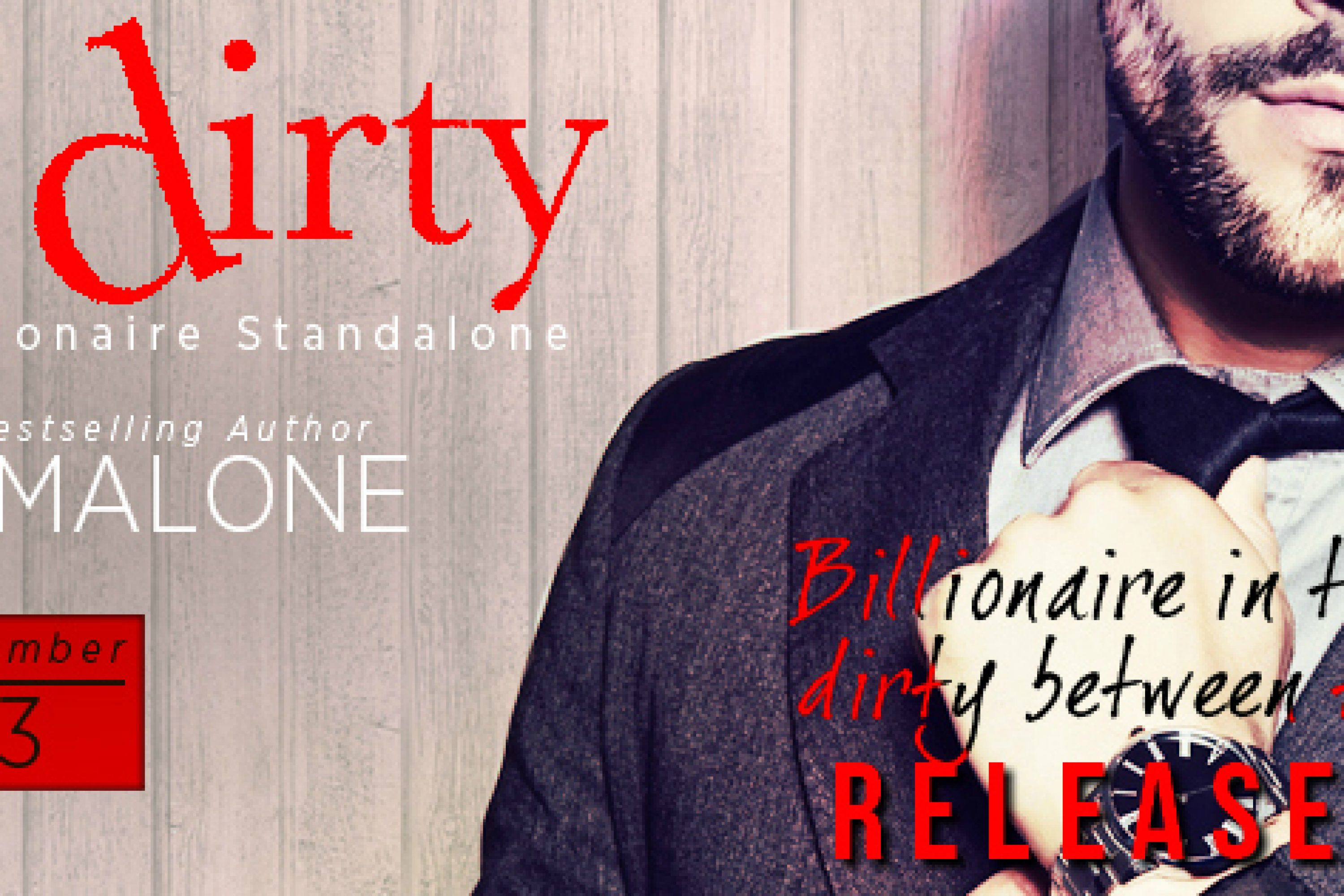 Release Blitz: Mr. Dirty by Nana Malone