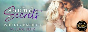 Release Blitz: The Sounds of Secrets by Whitney Barbetti