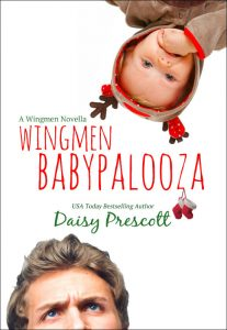 Now Available: Wingmen Babypalooza by Daisy Prescott