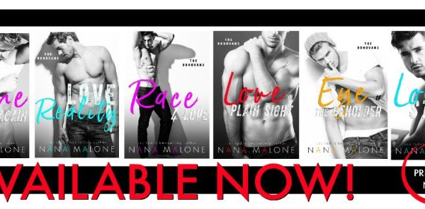 All New Covers and Sale: The Donovan Series by Nana Malone