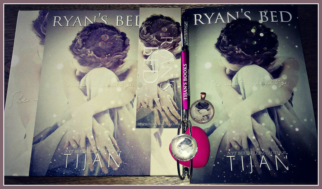 Release and Giveaway: Ryan's Bed