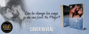 Cover Reveal: Scoring the Player by Samantha Lind