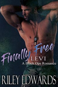 Release Blitz: Finally Free by Riley Edwards