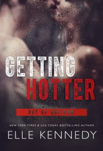 Cover Reveal – Getting Hotter by Elle Kennedy