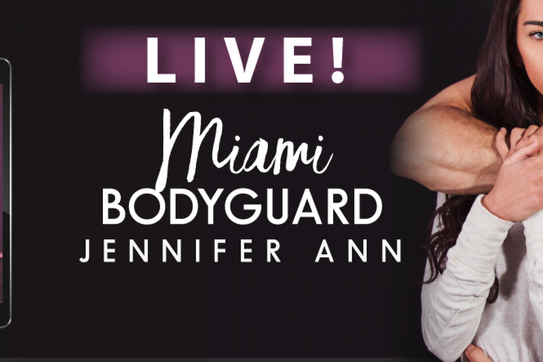 Release Blitz: Miami Bodyguard by Jennifer Ann