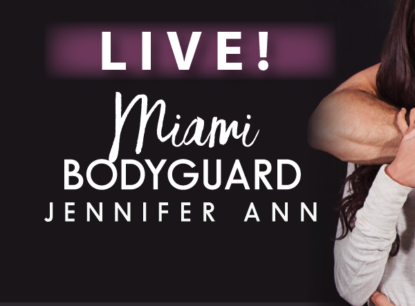 Release Blitz: Miami Bodyguard by Jennifer Ann