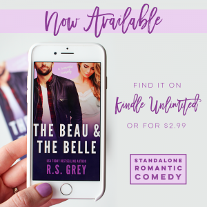 Release Blitz: The Beau & The Belle by R.S. Grey