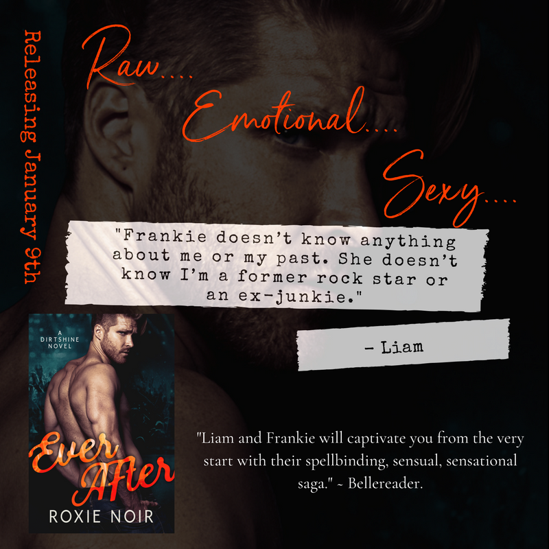 Teaser: Ever After by Roxie Noir
