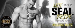 Release Blitz: HOT SEAL Bride by Lynn Raye Harris