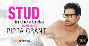 Release Blitz: Stud in the Stacks by Pippa Grant
