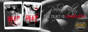 Release Blitz: Deeper by M. Malone and Nana Malone