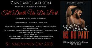 Thunderclap – Till Death Us Do Part by Zane Michaelson