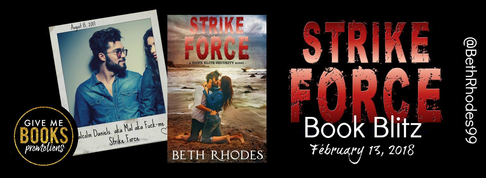 Book Blitz: Strike Force by Beth Rhodes