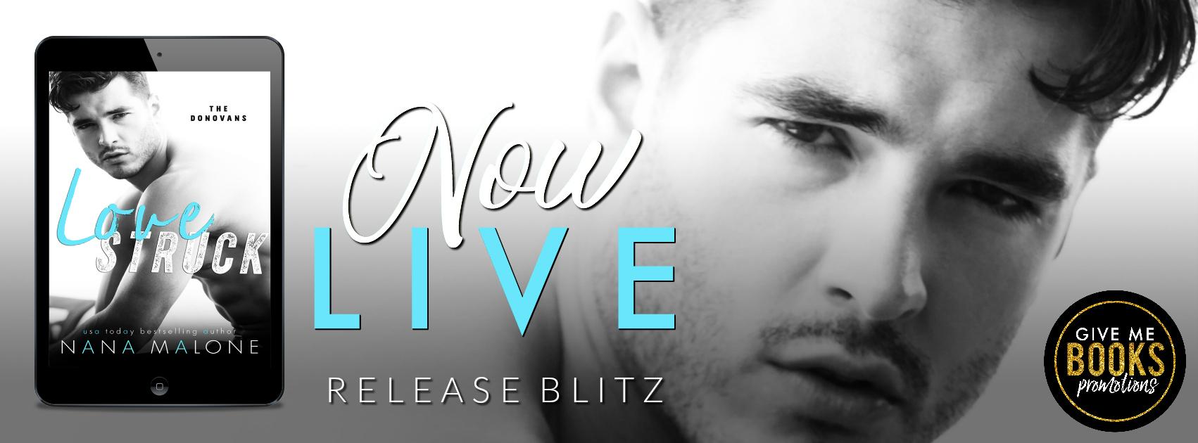 Release Blitz: Love Struck by Nana Malone
