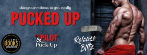 Release Blitz: The Pilot & the Puck Up by Pippa Grant