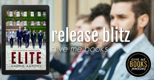 Release Blitz: Elite by Carrie Aarons