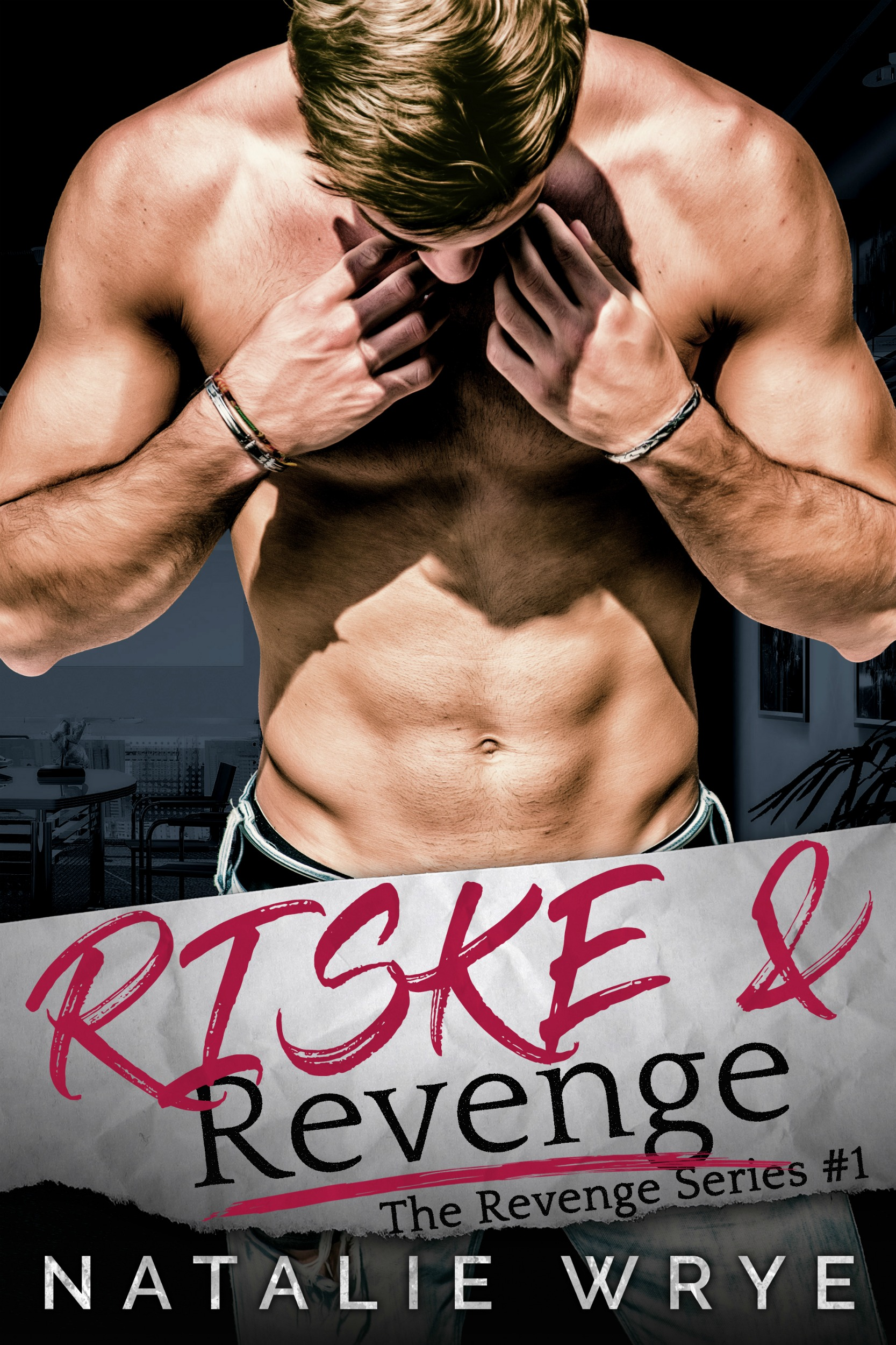 Review: Riske and Revenge by Natalie Wrye