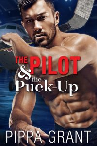 Review: The Pilot & the Puck-Up by Pippa Grant