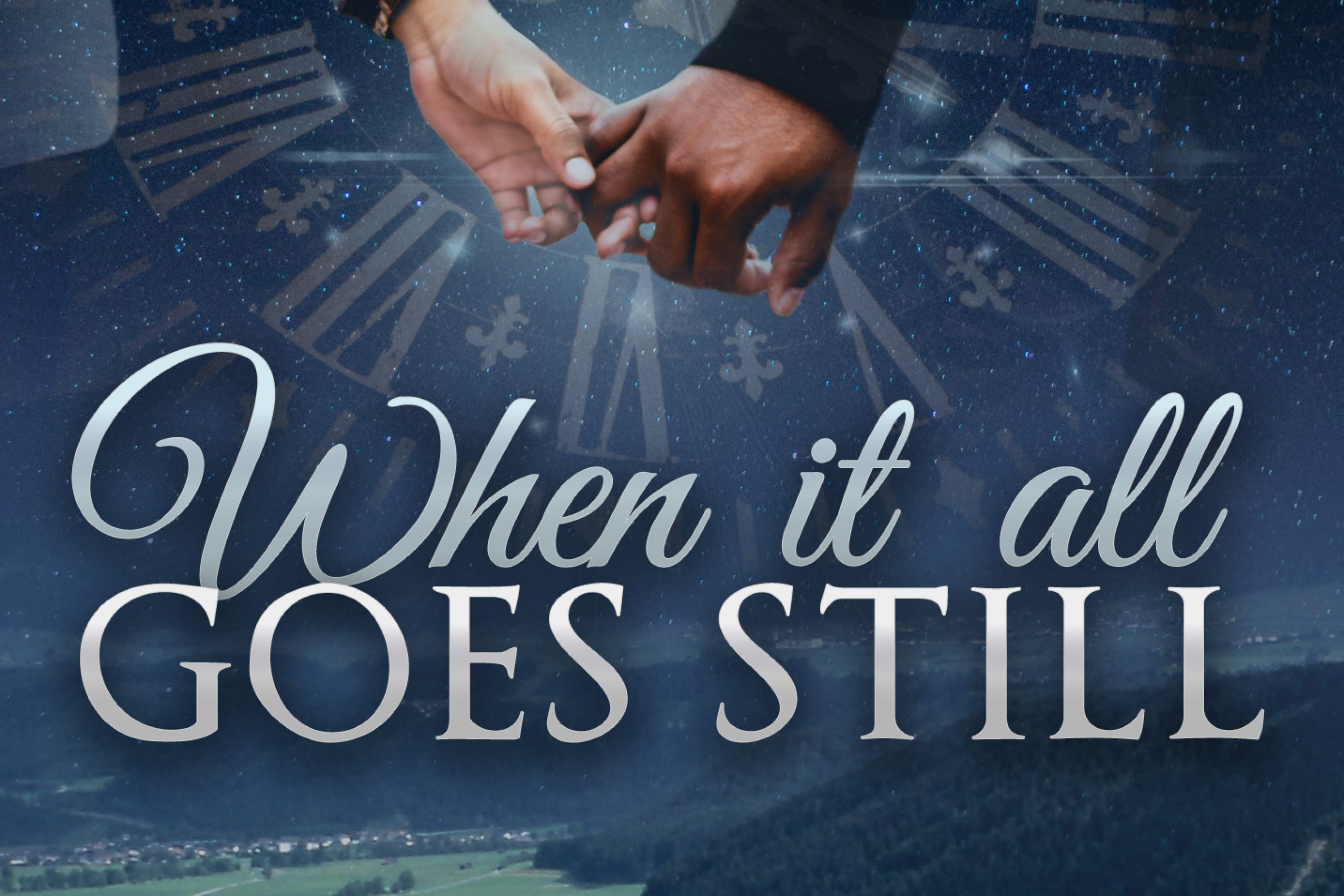 Cover Reveal: When It All Goes Still by Allison Mullinax