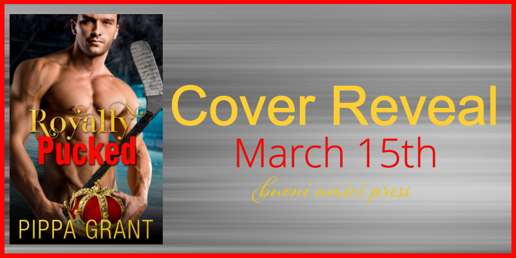 Cover Reveal: Royally Pucked by Pippa Grant