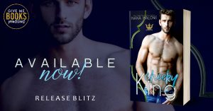 Release Blitz: Cheeky King by Nana Malone