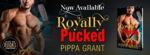 Release Blitz: Royally Pucked by Pippa Grant