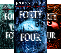 SALE: 44 Series by Jools Sinclair