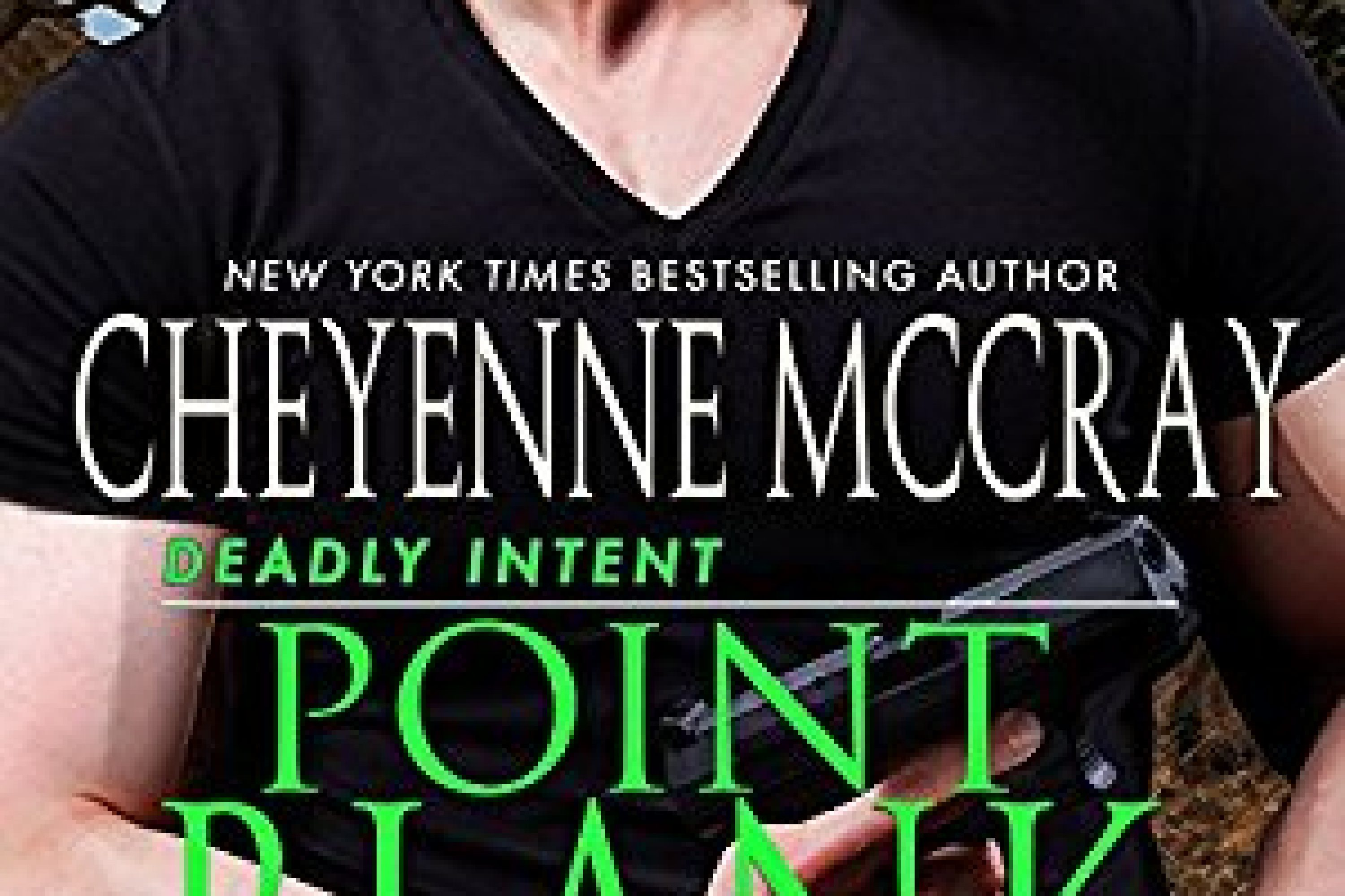 Now Available in Audio: Point Blank by Cheyenne McCray