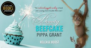 Release Boost: Beauty and the Beefcake by Pippa Grant