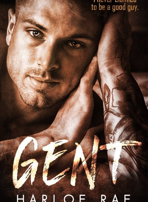Cover Reveal: Gent by Harloe Rae
