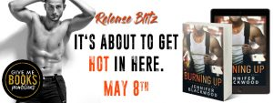 Release Blitz: Burning Up by Jennifer Blackwood