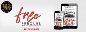 Release Blitz: Before Sin by M. Malone, Nana Malone