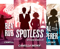 Free: Spotless Series by Camilla Monk