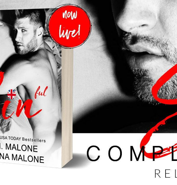 Release Blitz: Sinful by M. Malone and Nana Malone