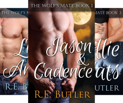 Free Series: The Wolf's Mate by R.E. Butler